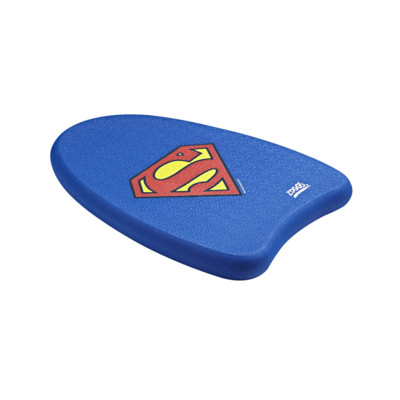 Product overview - DC Super Heroes Junior Superman Kickboard