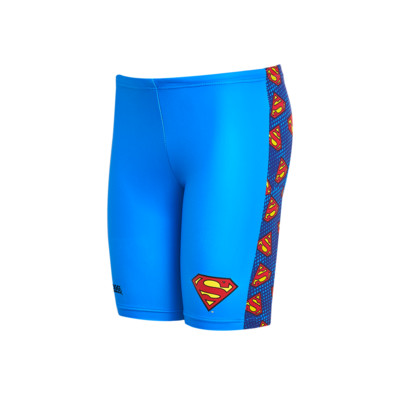 Product overview - Boys Superman Pogo Mini Jammer