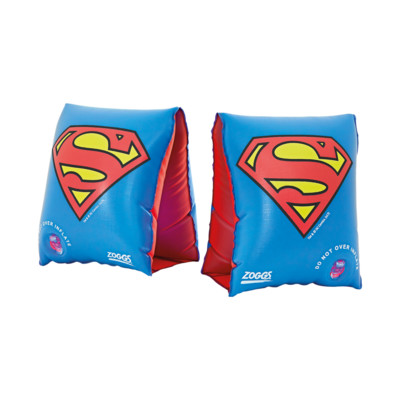 Product overview - DC Super Heroes Superman Armbands 2-6 Years