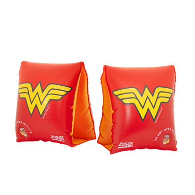 Product overview - DC Super Heroes Wonder Woman Armbands 2-6 Years