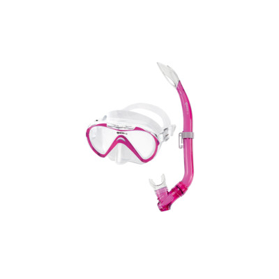 Product overview - Seahorse Junior Combo pink/clear