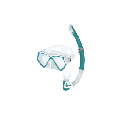 Product overview - Pirate Junior Combo aqua white/clear