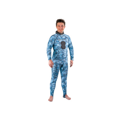 Product overview - Camo Rash Guard Top BL