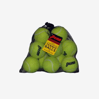 Product overview - Penn Presssureless 12 Ball Mesh Bag