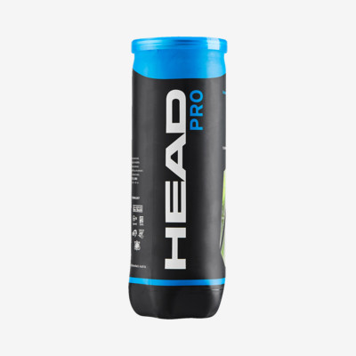 Product overview - HEAD PRO - 3 Ball Single Can