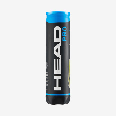 Product overview - HEAD PRO - 4 Ball Single Can