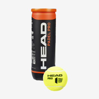 Product overview - HEAD PADEL PRO – 3 Ball - Single Can
