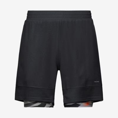 Product overview - SLIDER Shorts M black/camo black