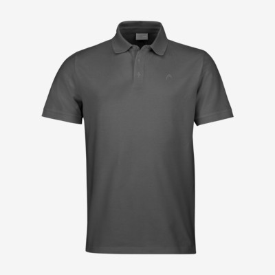 Product overview - HEAD Polo Men anthracite