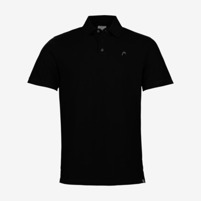 Product overview - HEAD Polo M black