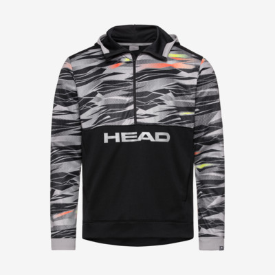 Product overview - SLIDER Hoodie M camo black