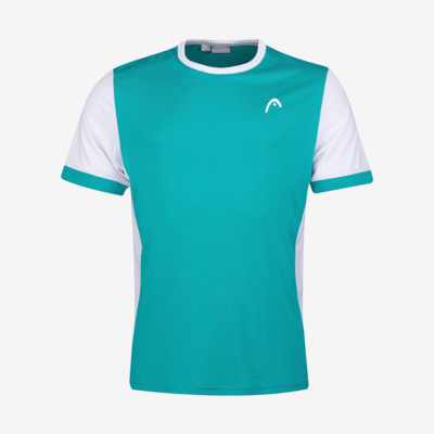 Product overview - DAVIES T-Shirt Men turquoise/white