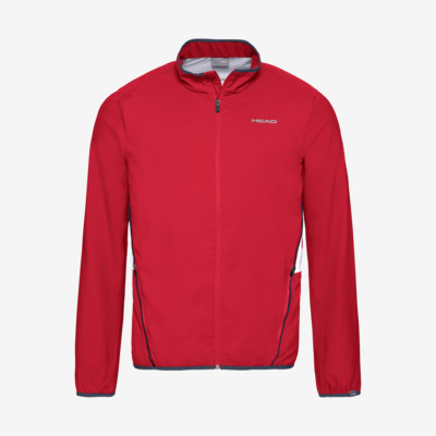 Product overview - CLUB Jacket M red