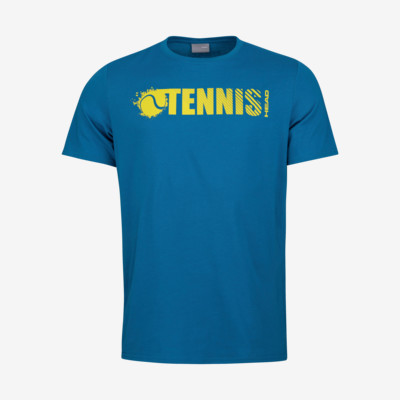 Product overview - FONT T-Shirt Men blue