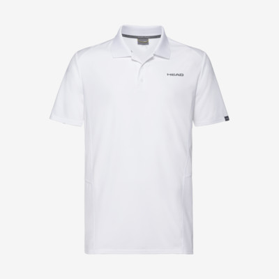 Product overview - CLUB Tech Polo Shirt M white