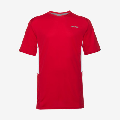Product overview - CLUB Tech T-Shirt M red