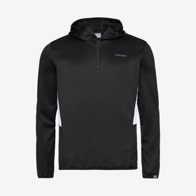 Product overview - CLUB Tech Hoodie M black