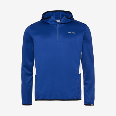 Product overview - CLUB Tech Hoodie M royal blue