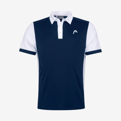 Product overview - DAVIES Polo Shirt Men darkblue/white