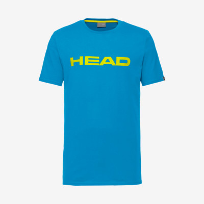Product overview - CLUB IVAN T-Shirt M electric blue/yellow