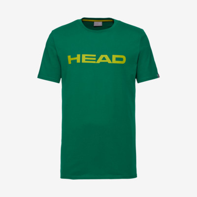 Product overview - CLUB IVAN T-Shirt M green/yellow