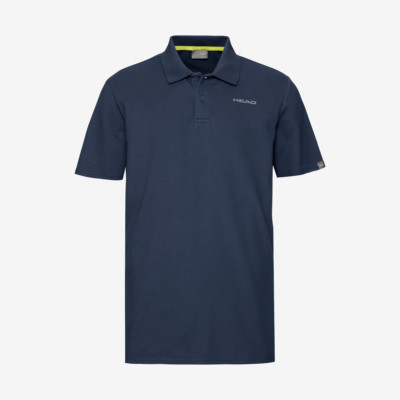 Product overview - CLUB BJÖRN Polo Shirt M dark blue