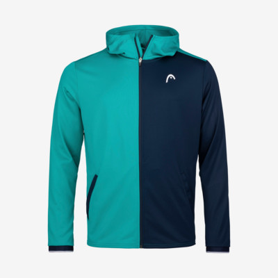 Product overview - BREAKER Hoodie FZ Men TQDB