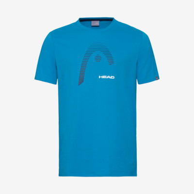Product overview - CLUB CARL T-Shirt M electric blue