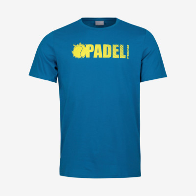 Product overview - PADEL FONT T-Shirt Men blue