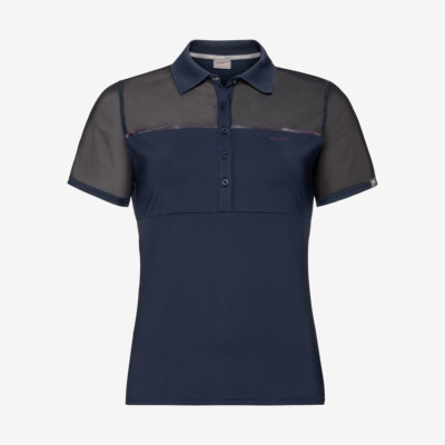 Product overview - PERF Polo Shirt W dark blue