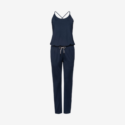 Product overview - PERF Jumpsuit W dark blue