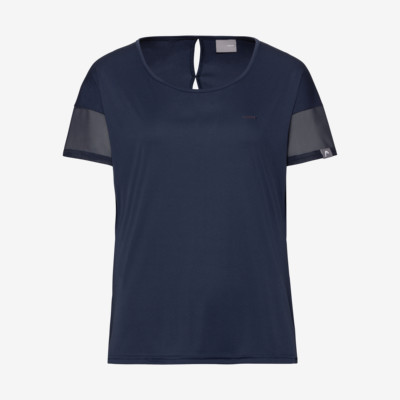 Product overview - PERF T-Shirt W dark blue