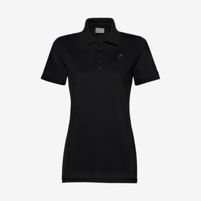 Product overview - HEAD Polo Women black