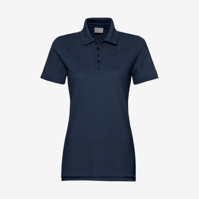 Product overview - HEAD Polo Women dark blue