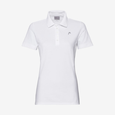 Product overview - HEAD Polo Women white