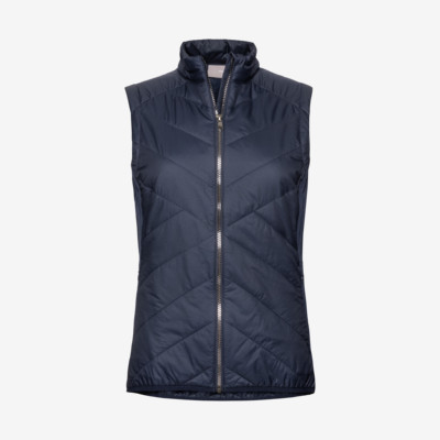 Product overview - ELITE Vest W dark blue