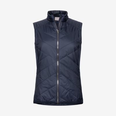 Product overview - ELITE Vest W dark blue