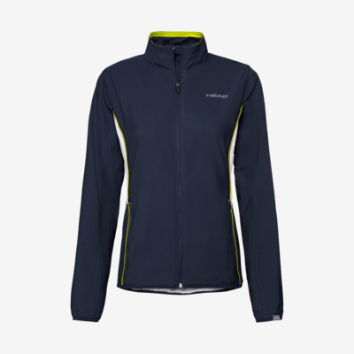 Product overview - CLUB Jacket W dark blue