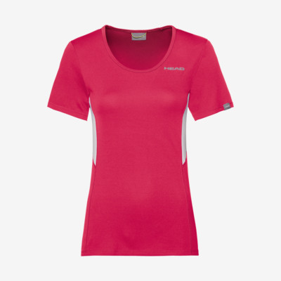 Product overview - CLUB Tech T-Shirt W magenta