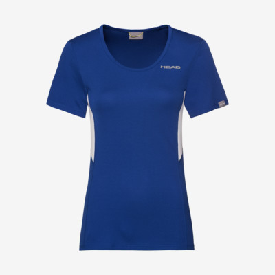 Product overview - CLUB Tech T-Shirt W royal blue