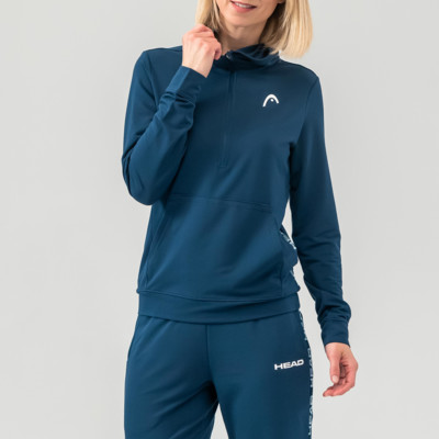 Product overview - LOB Hoodie Women dark blue