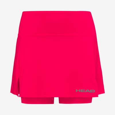 Product overview - CLUB Basic Skort Women magenta