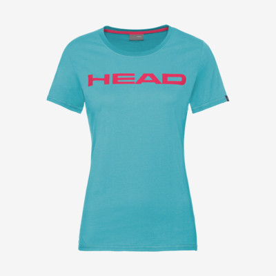 Product overview - CLUB LUCY T-Shirt Women aqua/magenta