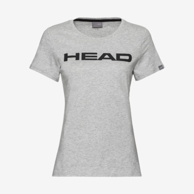 Product overview - CLUB LUCY T-Shirt Women grey melange/black