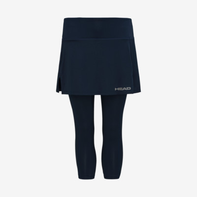 Product overview - CLUB 3/4 Tights Skort Women dark blue