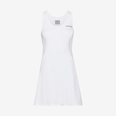 Product overview - CLUB Dress W white