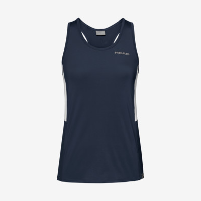 Product overview - CLUB Tank Top W dark blue