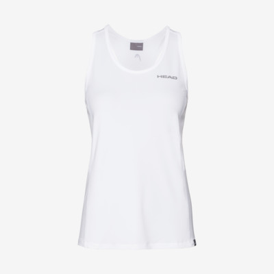 Product overview - CLUB Tank Top W white