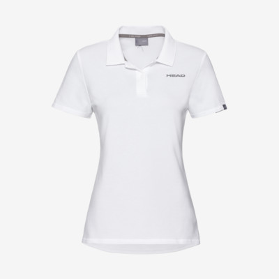 Product overview - CLUB MARY Polo Shirt W white