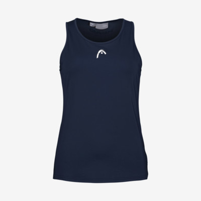 Product overview - PERF Tank Top Women dark blue